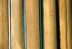 Bunten av det gammalt bokar Royaltyfri Fotografi