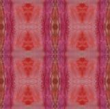 Bunter abstrakter Aquarellhintergrund Hand gezeichnet Nahtloses Muster lizenzfreie abbildung
