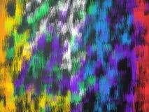 Bunter abstrakter Beschaffenheitshintergrund stockbild