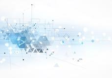 Bunter abstrakter geometrischer Hintergrund für Design Lizenzfreies Stockfoto