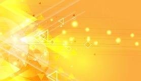 Bunter abstrakter geometrischer Hintergrund für Design Lizenzfreie Stockbilder
