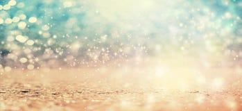 Bunter abstrakter glänzender heller Hintergrund stockfotografie