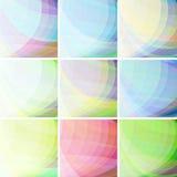Bunter abstrakter Hintergrund lizenzfreie abbildung