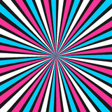 Bunter abstrakter Hintergrund Stockfoto