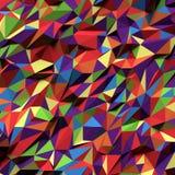 Bunter abstrakter Hintergrund 1 Stockfotos