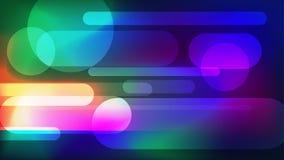 Bunter abstrakter Hintergrund Lizenzfreies Stockfoto
