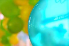 Bunter Ballonhintergrund-Musterhintergrund Lizenzfreie Stockbilder
