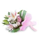 Bunter Blumenblumenstrauß Lizenzfreie Stockfotos