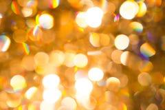Bunter blured glänzender heller Hintergrund Stockfoto