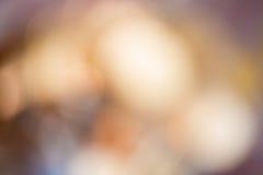 Bunter bokeh Hintergrund lizenzfreie stockfotos