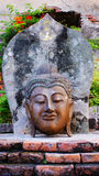 Bunter Buddha stockfoto