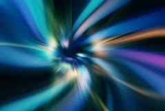 Bunter Geschwindigkeitszusammenfassungshintergrund stockfoto