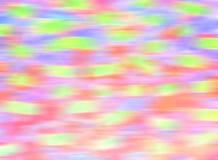 Bunter grüner, rosa und blauer Hintergrund der abstrakten Kunst Lizenzfreie Stockfotos