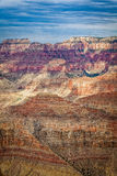 Bunter Grand Canyon Stockfotografie