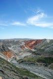 Bunter Grand Canyon Lizenzfreies Stockbild