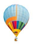 Bunter Heißluftballon Stockbild