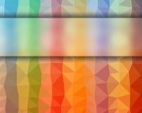 Bunter Hintergrund Stockfotografie
