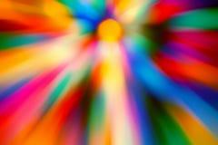 Bunter Hintergrund der abstrakten Unschärfe Stockbild