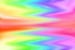 Bunter Hintergrund des abstrakten grafischen Farbenregenbogens Lizenzfreie Stockfotografie