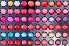 Bunter Make-uphintergrund Lizenzfreies Stockbild