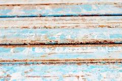 Bunter Metallrohrhintergrund Stockfoto