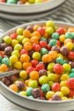 Bunter Sugar Breakfast Cereal Lizenzfreie Stockfotografie