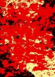 Bunter Tintenspritzenhintergrund stock abbildung