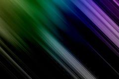 Bunter unscharfer Hintergrund mit Bewegungseffekt stock abbildung