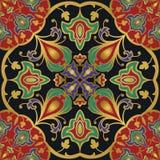 Buntes abstraktes Muster stock abbildung