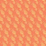 Buntes abstraktes Retro- Muster 04 des Vektors Stockbild
