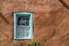 Buntes Fenster Stockfoto