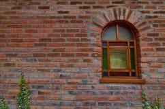 Buntes Fenster lizenzfreie stockfotos