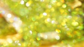 Buntes funkelndes bokeh Licht Lizenzfreies Stockfoto