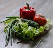Buntes Gemüse Stockfotografie