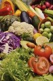 Buntes Gemüse Lizenzfreie Stockbilder