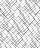 Buntes gestreiftes Muster der nahtlosen Zusammenfassung Endloses Muster kann für Keramikziegel, Tapete, Linoleum, Gewebe, Webseit stock abbildung