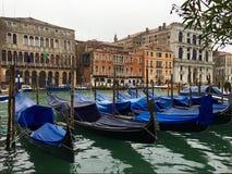 Buntes Grand Canal Lizenzfreie Stockbilder