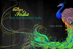 Buntes Indien Lizenzfreies Stockbild
