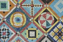 Buntes Mosaik lizenzfreie stockbilder