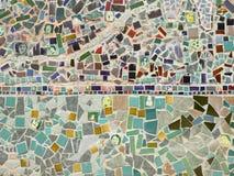 Buntes Mosaik Stockfotografie
