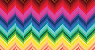 Buntes Muster des Parketts Stockbild