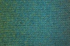 Buntes Muster ow handgemachte Wollsocken Natürliche Kleidung Stockbild