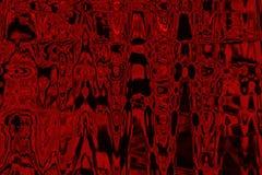 Buntes Rot tönt abstrakten Hintergrund ab Stockfotografie