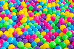 Buntes stapelbares des Balls Lizenzfreie Stockbilder