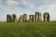 Buntes Stonehenge Stockbild