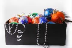Buntes Weihnachten Stockbild