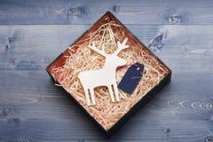 Buntes Weihnachts- oder des neuen Jahresdekoration Stockbild