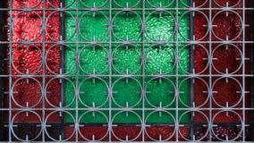 Buntglas Stockfotografie
