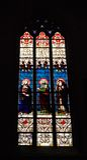 Buntglas Stockbilder