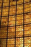 Buntglas bei Les Invalides lizenzfreies stockfoto